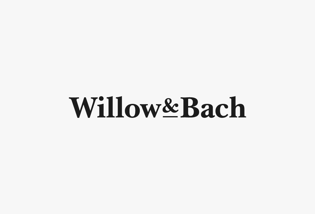 WILLOW BACH LOGOTYPE