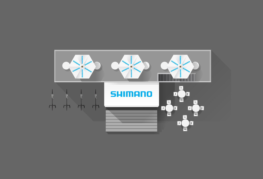 SHIMANO POP-UP-SHOP TECHNICAL