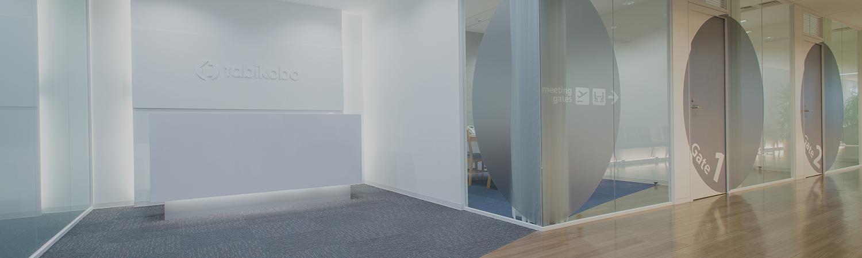 TABIKOBO office interior