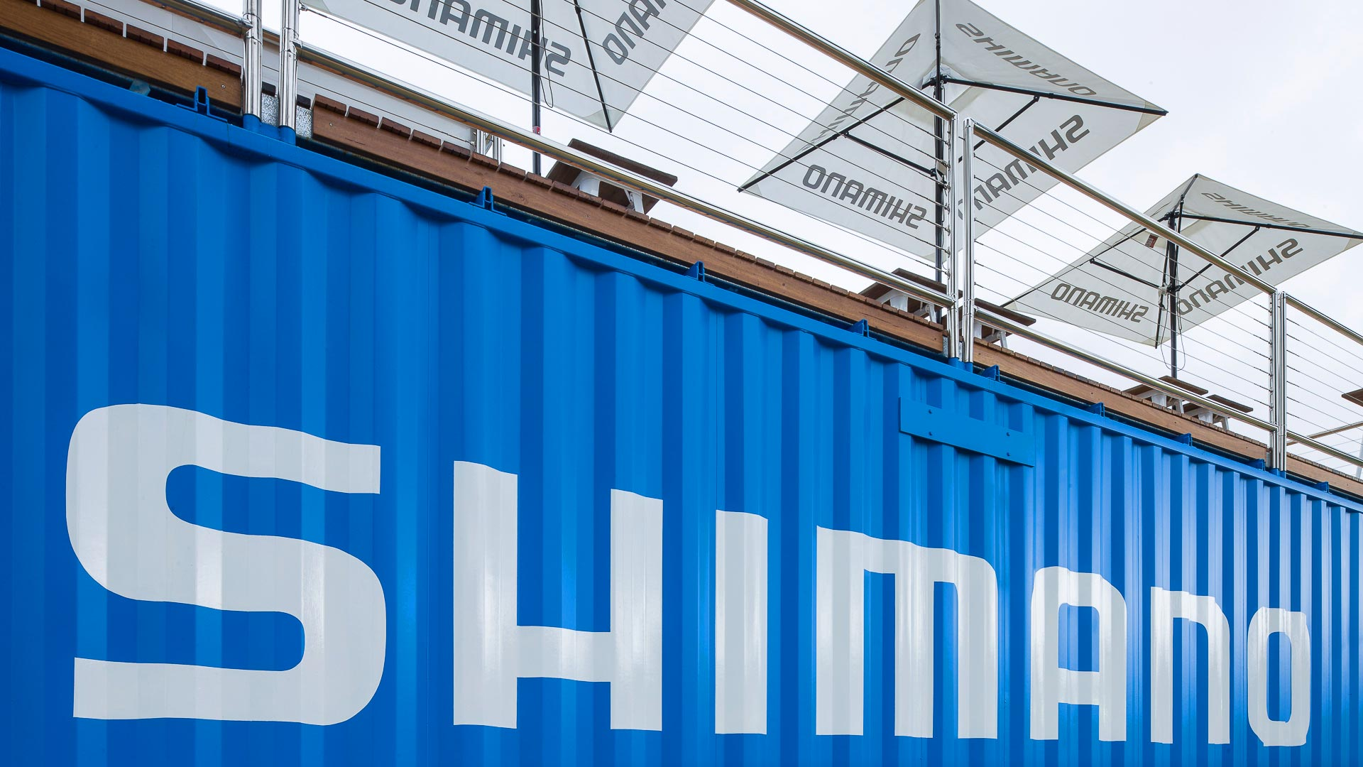 Shimano container