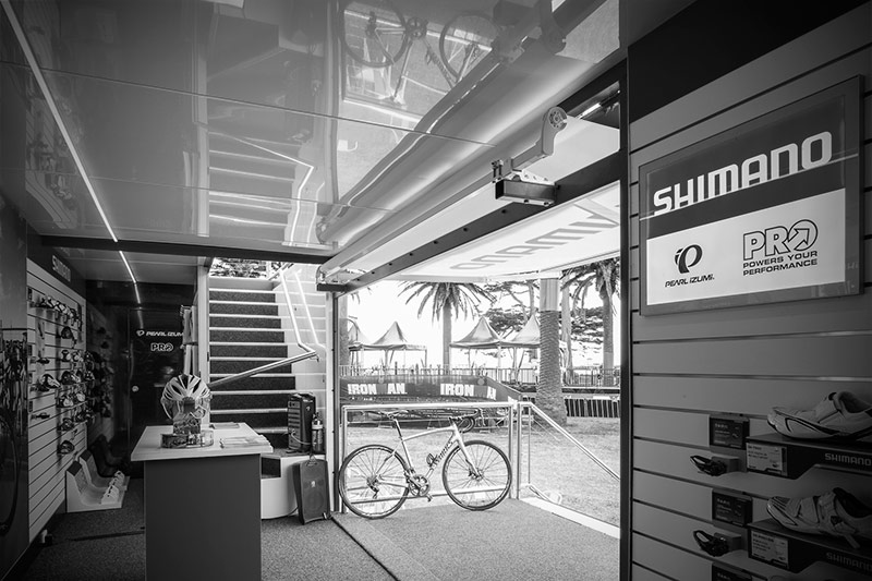 Shimano Pop-up Shop